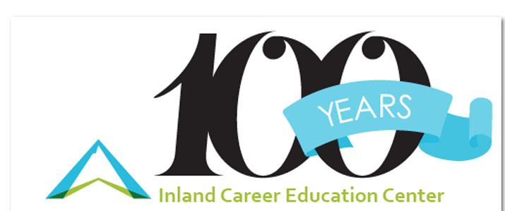 100 Years ICEC logo