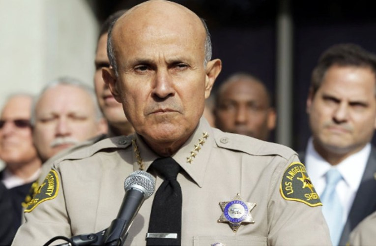 Former Los Angeles County Sheriff Lee Baca is now a prison inmate in Texas