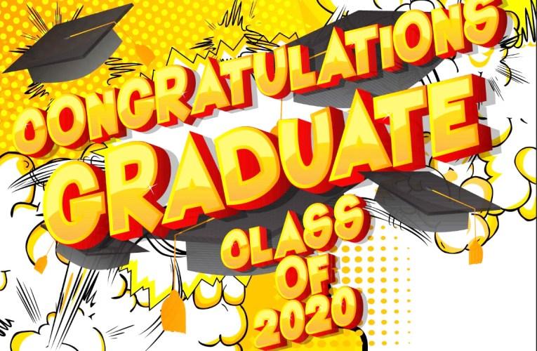 SBCUSD Class Of 2020 Virtual Graduation Information