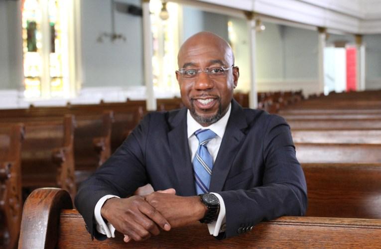 Democrat Raphael Warnock Defeated Republican Kelly Loeffler In Georgia's Runoff Race, Making Him The State's First Black Senator