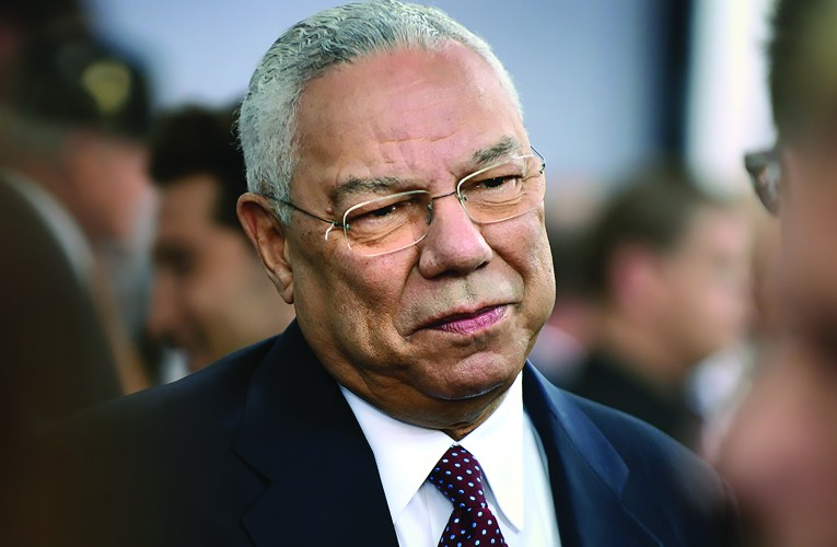General Colin Powell Dies at 84 from complications from Covid 19