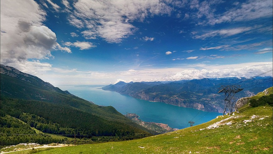 5 Piste Ciclabili Da Non Perdere Sul Lago Di Garda Ecobnb