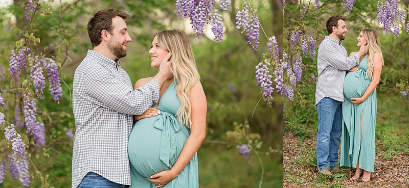 Shot By An Angel Photography - Alexi & Alex - Maternity - Downtown Braselton - Braselton, Ga