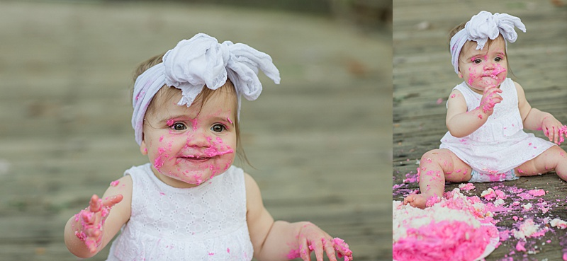 Shot By An Angel Photography - Kynlee Loggins - 1 Year - Tribble Mill Park - Lawrenceville, Ga