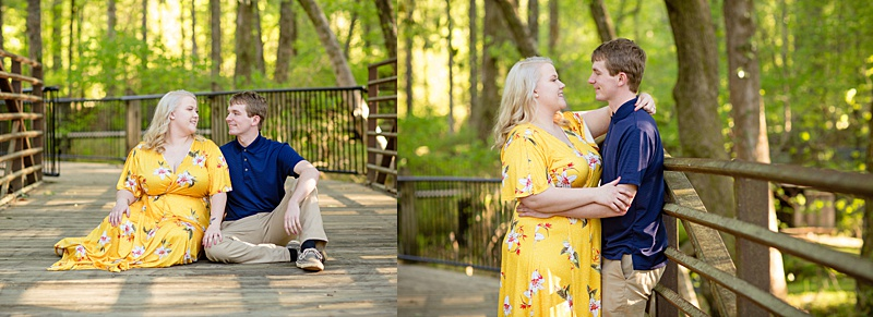 Shot By An Angel Photography - Shelby & Stephen - Engagement - Tribble Mill Park - QuikTrip - Lawrenceville, Ga