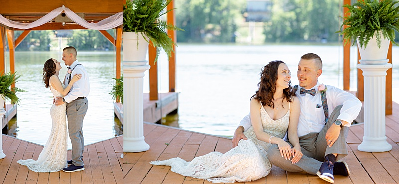 Shot By An Angel Photography - Juge & Oscar Parker - Wedding - Snellville, Ga
