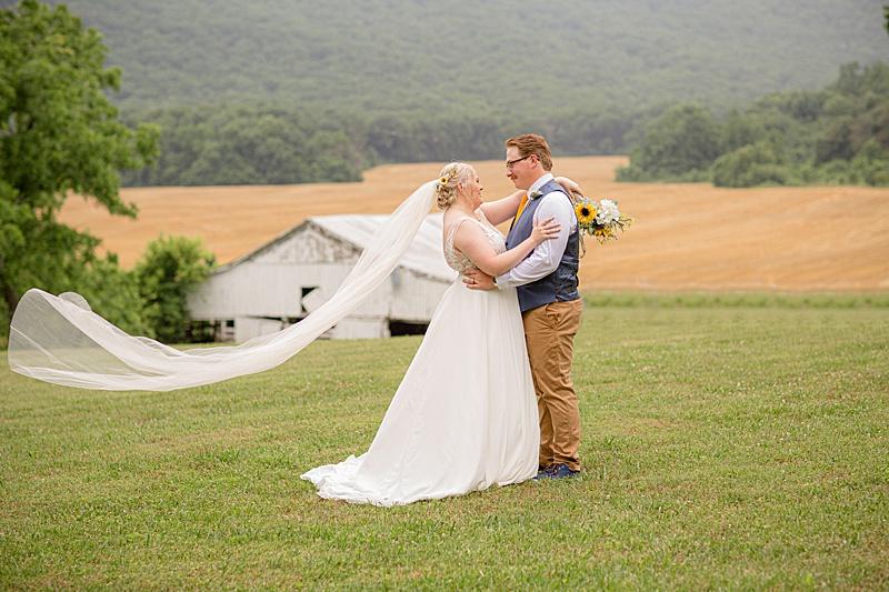 Shot By An Angel Photography - Megan & Ben Molitor - Wedding - Chickamauga, Ga