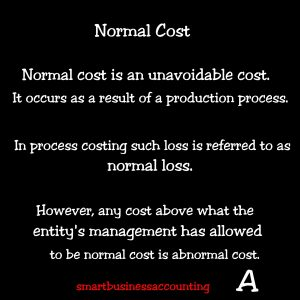 Meaning of Normal Cost and Key Explanations