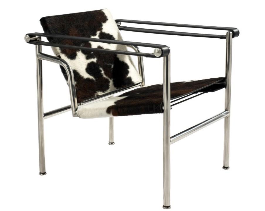 La sedia Basculant LC1 di Le Corbusier – sbandiu: momenti di ...