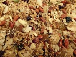 Crunchy Gluten Free Granola