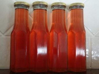 Blood Orange Vinegar - Blog 4