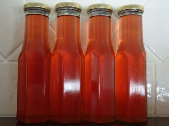 Blood Orange Vinegar - Blog 4