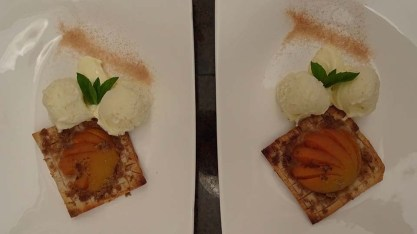 Simple Apricot Pastry - Recipe Image