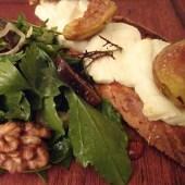 Salade de Chevre et Figues