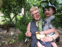 Cooper & Granny