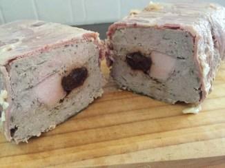 Pork & Prune Terrine