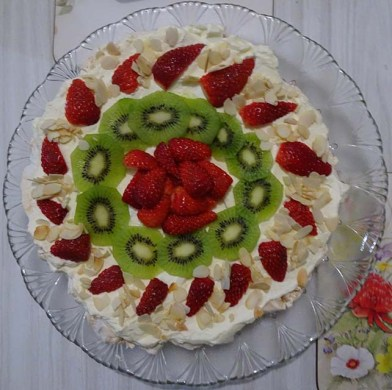 Mrs Collins' Pav