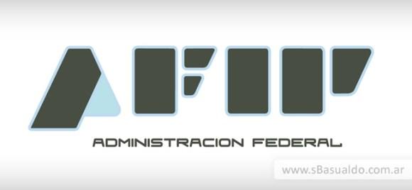 afip ADMINISTRACION FEDERAL DE INGRESOS PUBLICOS