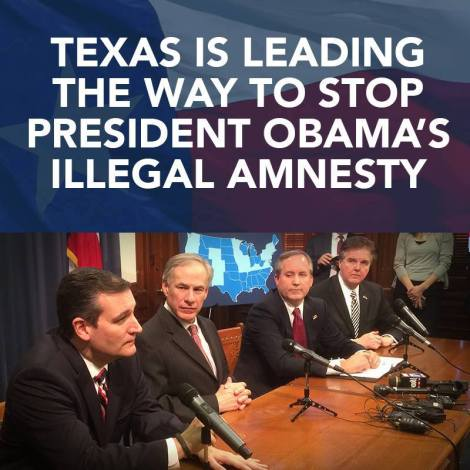 Ted Cruz position on immigration.