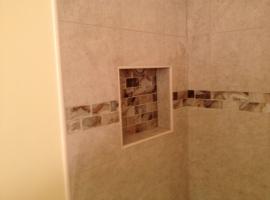 Shower Renovation - After