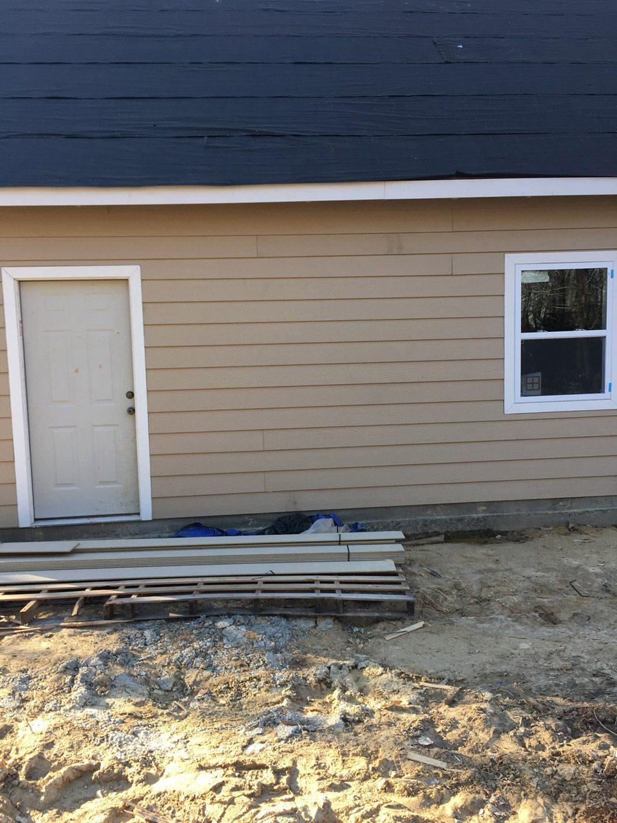 New Construction of 3-Car Garage – Fairfax Station