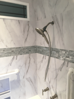 Bathroom remodel – Fairfax, VA