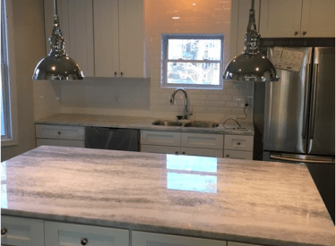 White Kitchen Remodel – DC Metro