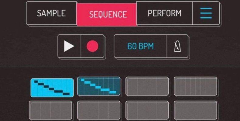 Apple Store 電子音楽編集アプリ「koala sampler」での作曲 アイキャッチ