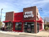 Five Guys by Bricks Inc