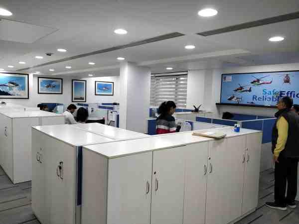 Interior Development + Structural Design