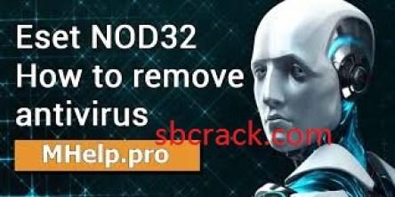 NOD32 AntiVirus 13.0.24.0 Crack