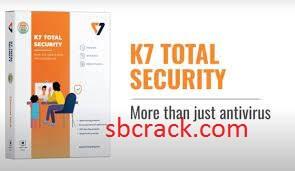 K7 TotalSecurity 16.0.0505 Crack