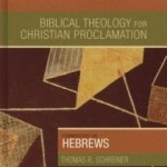 A Baptist's Bookshelf: Thomas Schreiner's Hebrews Commentary