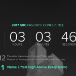 Tips for a Great 2017 Pastors' Conference Experience