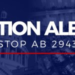 Breaking News: Dangerous Bill AB2943 Dies in the Cal. Statehouse at the 12th Hour (Greg Davidson)