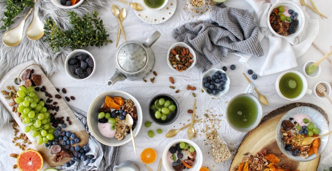Wellness Breakfast Bowls with HomeSense