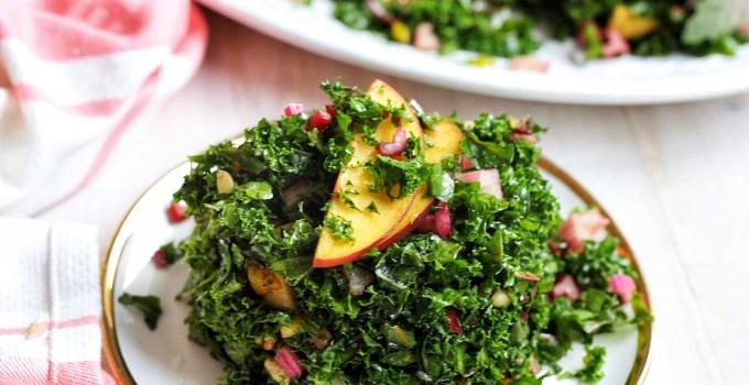 Rainbow Plate Salad