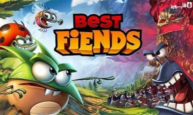 Best Fiends Mod Casual Games