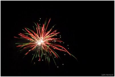 Feuerwerk 01.01.2014