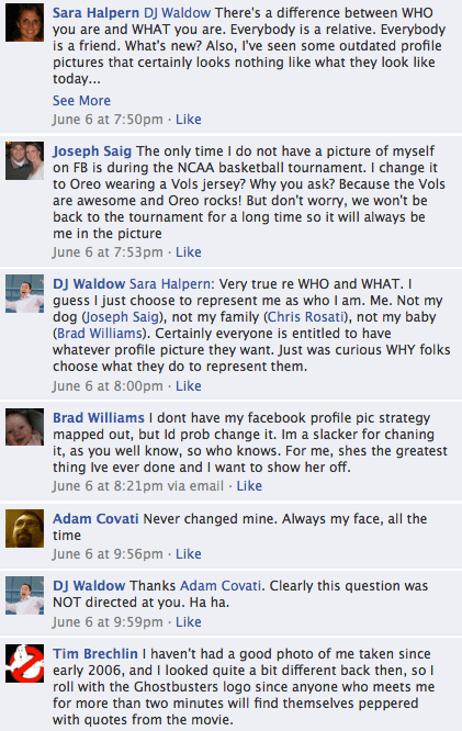 Facebook Replies (3)