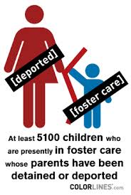 foster care deported image