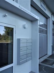 Fürstenlandstrasse neue Briefkästen