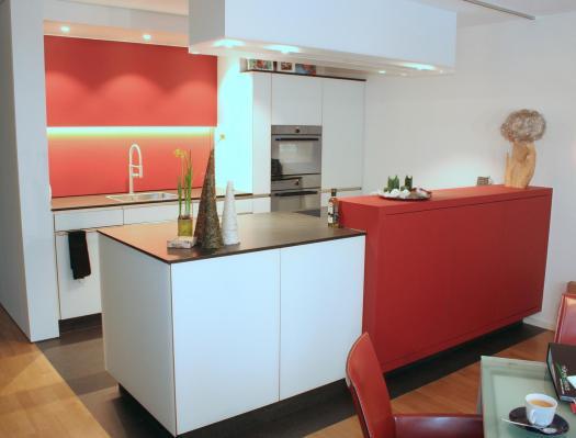 Bruggwaldstrasse neue Küche