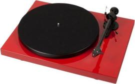 Pro-Ject Debut Carbon now factory fitted with with 2M Red Stylus at Steve Bennett Hi-Fi