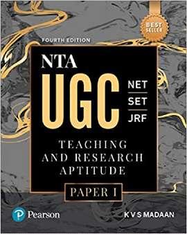 NTA UGC by KVS Madaan PDF Book Free Download