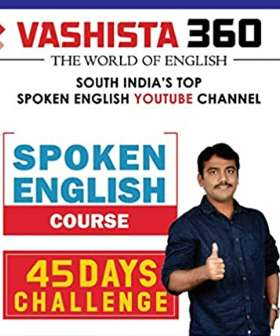 Spoken English Course Telugu PDF Book Free Download