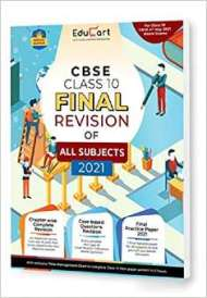 CBSE Class 10 Final Revision Of All Subject 2021 PDF Book Free Download