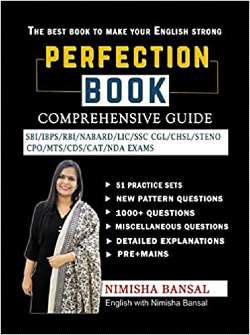 Perfection Book by Nimisha Bansal PDF Book Free Download