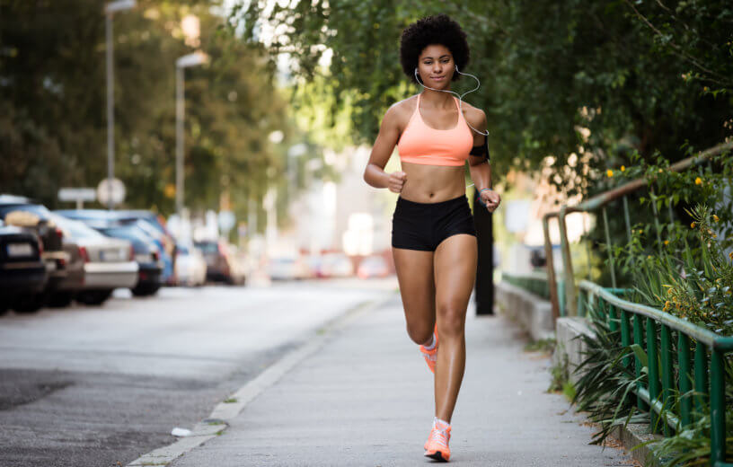Exercise can protect against Coronavirus complications 1