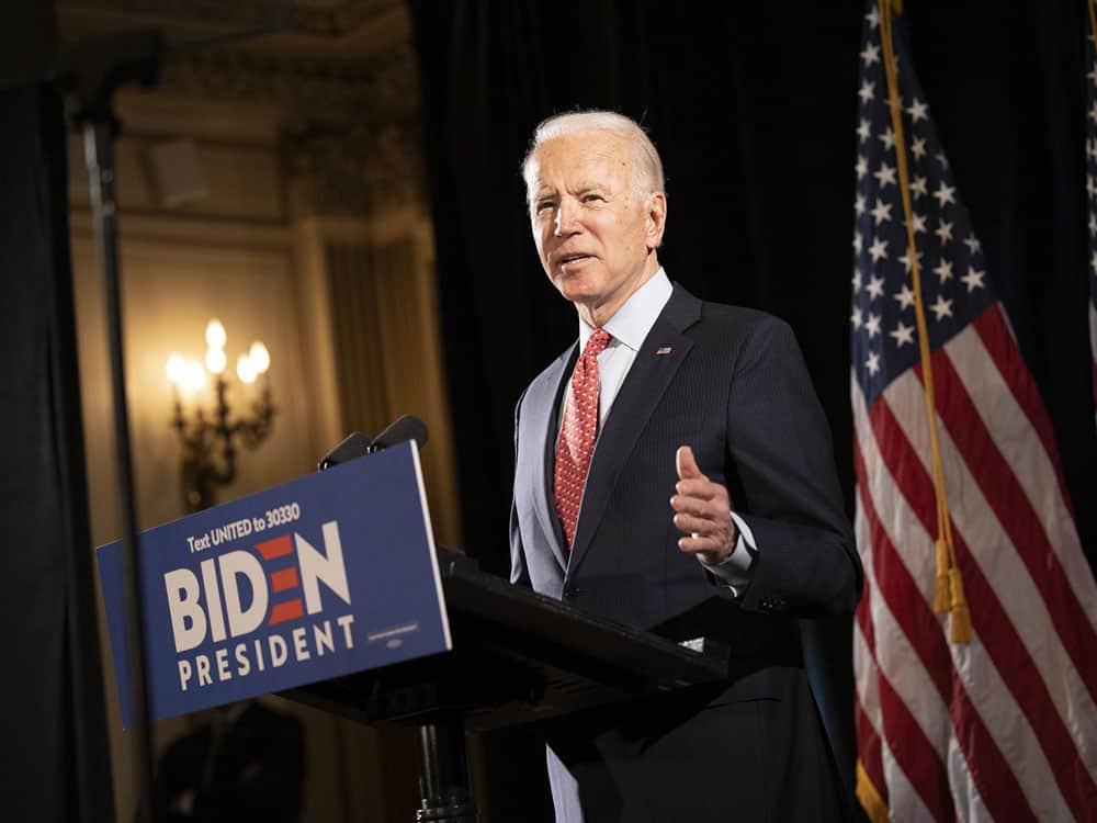 Joe Biden to lower Medicare's eligibility age to 60 1